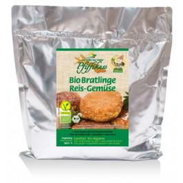 Pfiffikus Bio Reis Gemüse Bratlinge 1kg