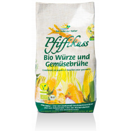 Pfiffikuss Bio Streuwürze (Nachfüllpack) 450g