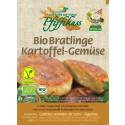 Pfiffikus Bio Kartoffel Gemüse Bratlinge 110g
